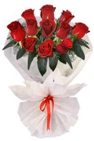 11 adet gül buketi  Kırklareli İnternetten çiçek siparişi  kirmizi gül