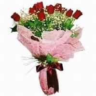 Kırklareli yurtiçi ve yurtdışı çiçek siparişi  12 adet kirmizi kalite gül