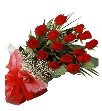 15 kırmızı gül buketi sevgiliye özel  Kırklareli uluslararası çiçek gönderme