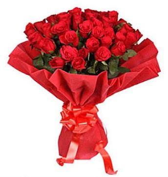 41 adet gülden görsel buket  Kırklareli çiçek online çiçek siparişi