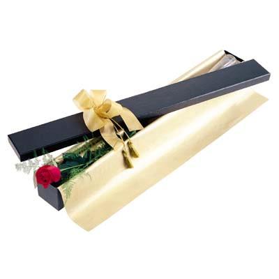 Kırklareli çiçek satışı  tek kutu gül özel kutu