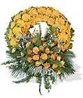 cenaze çiçegi celengi cenaze çelenk çiçek modeli  Kırklareli uluslararası çiçek gönderme