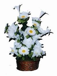 yapay karisik çiçek sepeti  Kırklareli çiçek gönderme sitemiz güvenlidir