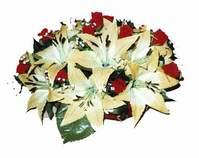 yapay karisik çiçek sepeti   Kırklareli İnternetten çiçek siparişi