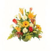 karisik renkli çiçekler tanzim   Kırklareli uluslararası çiçek gönderme