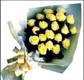 sari güllerden sade buket  Kırklareli çiçek servisi , çiçekçi adresleri