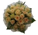 12 adet sari güllerden buket   Kırklareli çiçek satışı