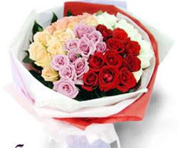SEVENLERE ÖZEL 51 ADET GÜL  Kırklareli online çiçekçi , çiçek siparişi