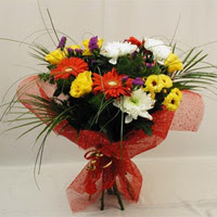 Kırklareli kaliteli taze ve ucuz çiçekler  Karisik mevsim demeti