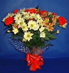 Kırklareli kaliteli taze ve ucuz çiçekler  kir çiçekleri buketi mevsim demeti halinde