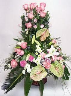 Kırklareli çiçek mağazası , çiçekçi adresleri  özel üstü süper aranjman