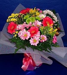 karisik sade mevsim demetligi   Kırklareli çiçek , çiçekçi , çiçekçilik