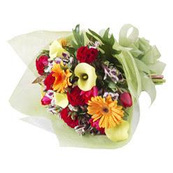 karisik mevsim buketi   Kırklareli online çiçek gönderme sipariş