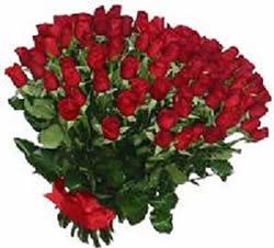 51 adet kirmizi gül buketi  Kırklareli çiçek yolla , çiçek gönder , çiçekçi
