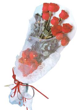 11 adet kirmizi güller buket tanzimi   Kırklareli yurtiçi ve yurtdışı çiçek siparişi