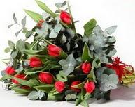 Kırklareli çiçek online çiçek siparişi  11 adet kirmizi gül buketi özel günler için