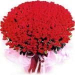 Kırklareli online çiçek gönderme sipariş  1001 adet kirmizi gülden çiçek tanzimi