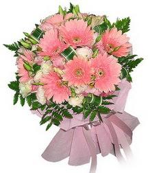 Kırklareli çiçekçi telefonları  Karisik mevsim çiçeklerinden demet