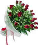 Kırklareli online çiçekçi , çiçek siparişi  11 adet kirmizi gül buketi sade ve hos sevenler
