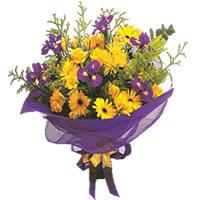 Kırklareli uluslararası çiçek gönderme  Karisik mevsim demeti karisik çiçekler