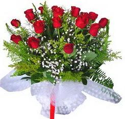 Kırklareli çiçek online çiçek siparişi  12 adet kirmizi gül buketi esssiz görsellik