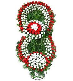 Görsel Cenaze çiçek , cenaze çiçek , çelengi  Kırklareli çiçek satışı