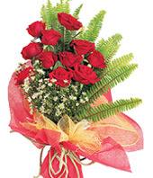 11 adet kaliteli görsel kirmizi gül  Kırklareli çiçek online çiçek siparişi