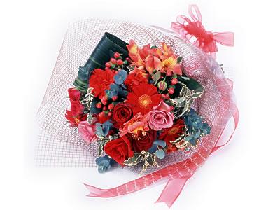 Karisik buket çiçek modeli sevilenlere  Kırklareli çiçek satışı