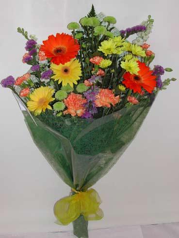 karisik kir çiçek buketi çiçek gönderimi  Kırklareli çiçekçi telefonları