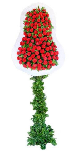 Dügün nikah açilis çiçekleri sepet modeli  Kırklareli cicekciler , cicek siparisi