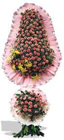 Dügün nikah açilis çiçekleri sepet modeli  Kırklareli hediye sevgilime hediye çiçek