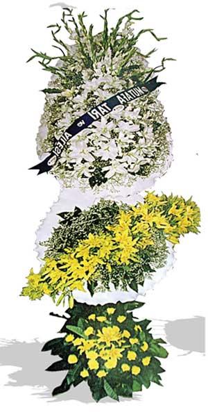 Dügün nikah açilis çiçekleri sepet modeli  Kırklareli çiçek servisi , çiçekçi adresleri