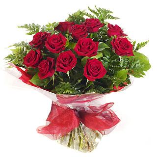Ucuz Çiçek siparisi 11 kirmizi gül buketi  Kırklareli çiçekçi mağazası