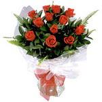 Kırklareli çiçek servisi , çiçekçi adresleri  9 adet güzel bir gül buketi