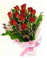 11 adet essiz kalitede kirmizi gül  Kırklareli ucuz çiçek gönder