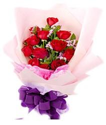 7 gülden kirmizi gül buketi sevenler alsin  Kırklareli uluslararası çiçek gönderme