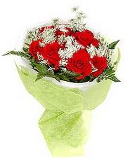 Kırklareli çiçek servisi , çiçekçi adresleri  7 adet kirmizi gül buketi tanzimi