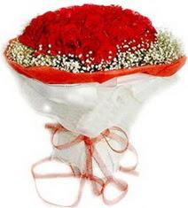 Kırklareli çiçek yolla , çiçek gönder , çiçekçi   41 adet kirmizi gül buketi