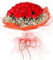 Kırklareli hediye çiçek yolla  21 adet askin kirmizi gül buketi