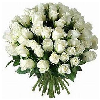 Kırklareli çiçek siparişi sitesi  33 adet beyaz gül buketi