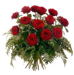 Kırklareli online çiçekçi , çiçek siparişi  15 adet kırmızı gülden buket