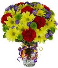 En güzel hediye karışık mevsim çiçeği  Kırklareli kaliteli taze ve ucuz çiçekler