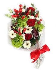 Kız arkadaşıma hediye mevsim demeti  Kırklareli çiçek yolla