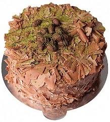 6 ile 9 kişilik Drajeli Yaş pasta