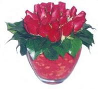 Kırklareli çiçek gönderme  11 adet kaliteli kirmizi gül - anneler günü seçimi ideal