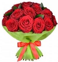 11 adet kırmızı gül buketi  Kırklareli çiçekçi telefonları