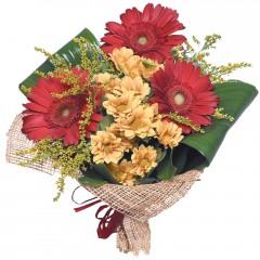 karışık mevsim buketi  Kırklareli güvenli kaliteli hızlı çiçek