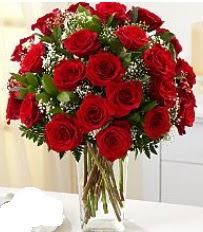 Vazo içerisinde 33 adet kırmızı gül  Kırklareli çiçek gönderme