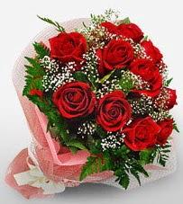 12 adet kırmızı güllerden kaliteli gül  Kırklareli çiçek gönderme sitemiz güvenlidir