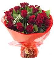 12 adet görsel bir buket tanzimi  Kırklareli çiçek gönderme sitemiz güvenlidir